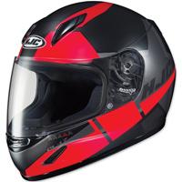 HJC CL-Y Boost Black/Red Full Face Helmet