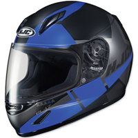 HJC CL-Y Boost Black/Blue Full Face Helmet