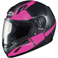 HJC CL-Y Boost Black/Pink Full Face Helmet