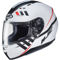 HJC CS-R3 Space White Full Face Helmet