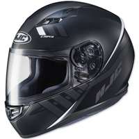 HJC CS-R3 Space Black Full Face Helmet