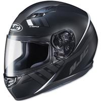 HJC CS-R3 Space Black Full Face Helmet