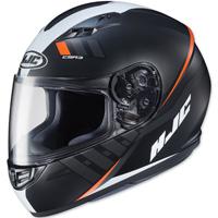 HJC CS-R3 Space Black/White Full Face Helmet
