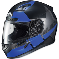 HJC CL-17 Boost Black/Blue Full Face Helmet