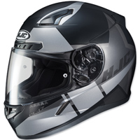 HJC CL-17 Boost Black/Gray Full Face Helmet