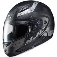 HJC CL-MAX II Friction Black/Gray Modular Helmet