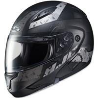 HJC CL-MAX II Friction Black/Gray Modular Helmet