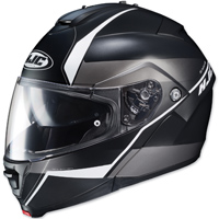 HJC IS-MAX II Mine Black/Gray Modular Helmet