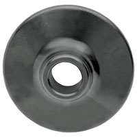 Performance Machine Front Right Chrome Hub Cover