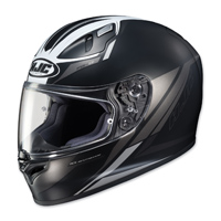 HJC FG-17 Valve Black/Gray Full Face Helmet