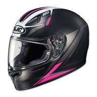 HJC FG-17 Valve Black/Pink Full Face Helmet