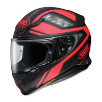 Shoei RF-1200 Parameter Black/Red Full Face Helmet