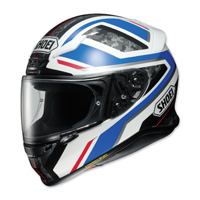 Shoei RF-1200 Parameter Blue/White Full Face Helmet