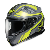 Shoei RF-1200 Parameter Gray/Hi-Viz Full Face Helmet