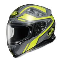 Shoei RF-1200 Parameter Gray/Hi-Viz Full Face Helmet