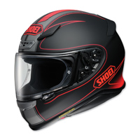 Shoei RF-1200 Flagger Black/Red Full Face Helmet