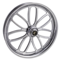 FTD Customs Viper Chrome Front Wheel , 16″x3.5″