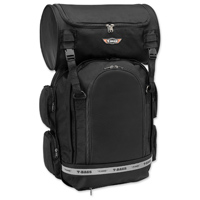 T-Bags Convertible Sissy Bar Backpack Bag