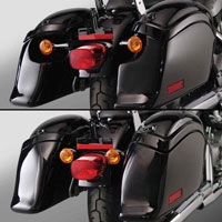 National Cycle Cruiseliner Saddlebag Mount Kit