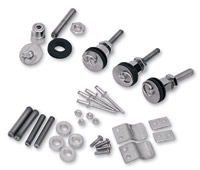 Saddlemen S4 Docking Posts and Fasteners Kit