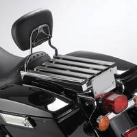 Custom Cycle Engineering Solo Touring Rack for FLT Models