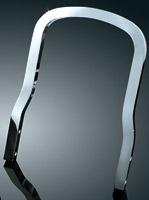 Kuryakyn Plug-N-Play Removable Backrest Bar