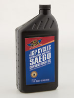 J&P Cycles® 60W Conventional Oil by Spectro
