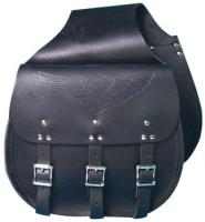 Pac-Kit Embossed Wings PK-326-3B Saddlebags