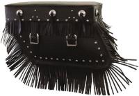 Pac-Kit 'The Bertha' Studded Saddlebags