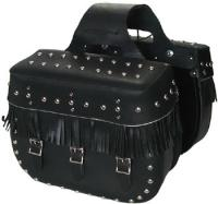 "Pac-Kit ""The Classic"" Studded Saddlebags"