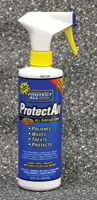 Protect All, Inc. Cleaner and Polish 16 oz. Trigger Spray