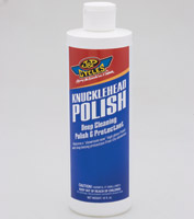 J&P Cycles® Knucklehead Polish