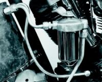 V-Twin Manufacturing Oil Filter and Bracket Kit