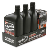 RevTech Oil Change Convenience Pack for Sportster and Evo Big Twin