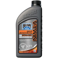 Bel-Ray Semi-Synthetic 20w50 Motor Oil