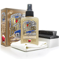Doc Bailey's 4 oz. Leather Clear Kit with Applicator and Buffing Cloth