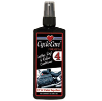 Cycle Care 8oz Formula 4 Leather, Vinyl, and Rubber Conditioner