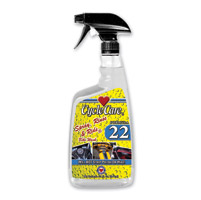 Cycle Care 32 oz Formula 22 Spray Rinse and Ride Bike Wash