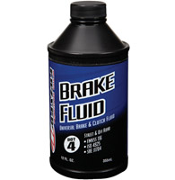 Maxima DOT-4 Hi-Temp Brake Fluid 12 Ounce