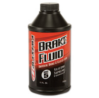 Maxima DOT-5 Brake Fluid 11 Ounce