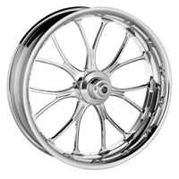 Performance Machine Chrome 18″ x 3.5″ Front Forged Heathen Dual Wheel