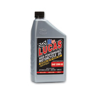 Lucas High Performance 20w50 Motorcycle Oil