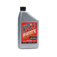 Lucas 20w50 Synthetic Motor Oil