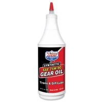Lucas Synthetic 75W90 Gear Oil