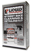 Liquid Performance Street Bike and Detailing Kit