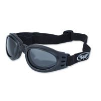 Global Vision Eyewear Adventure Goggle with Smoke Lens