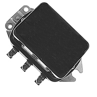 Standard Motorcycle Products Standard Voltage Regulator, Black