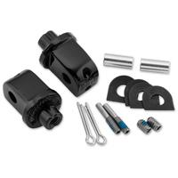 Kuryakyn Black Splined Peg Adapter