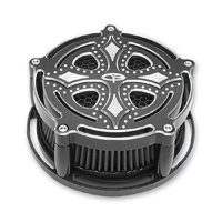 Precision Billet Darkside Billet Air Cleaner Black