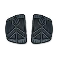 Kuryakyn Black Spear Mini Floorboards without Adapters